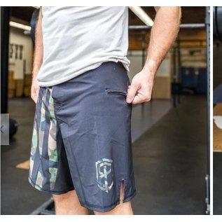 Born Primitive American Defender Shorts 2.0 (Woodland Patriot)