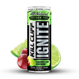 Kill Cliff Kill Cliff IGNITE Cherry Lime Grenade