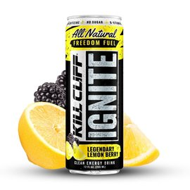 Kill Cliff Kill Cliff IGNITE Legendary Lemon Berry