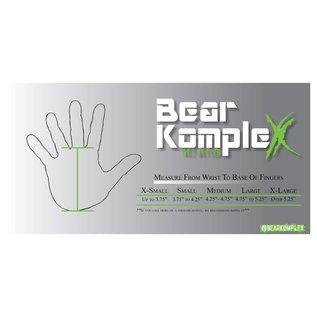 Bear Komplex 2hole Leather Grips XS