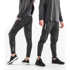 Virus KL1 Active Recovery Pant-Black Camo