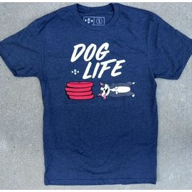 Wags and Weights Dog Life Tee