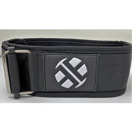 Endurance Apparel & Gear Endurance Weightlifting Nylon Belts XLock - Black