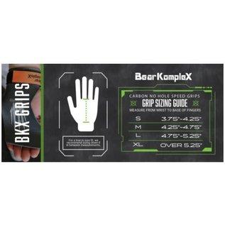 Bear Komplex No Hole Carbon Speed Grips