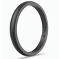 ENSO Elements Halo Black Pearl Ring