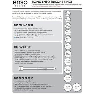 ENSO Legends Thin Unicorn Ring