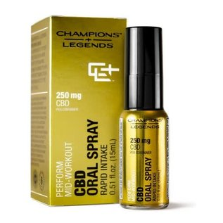 Champions + Legends Preform - Oral Spray