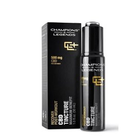 Champions + Legends Recover Tincture - 500MG