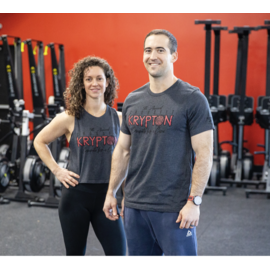 Endurance Apparel & Gear Krypton St Jude for a Cure- Muscle Crop 2021