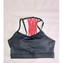 Barbell Voodoo Black Widow Bra