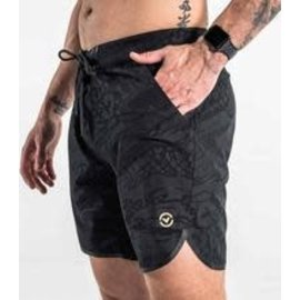 Virus Airflex II Active Black and Gold Short