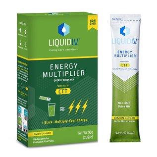 Liquid IV Liquid IV Energy Multiplier 6ct