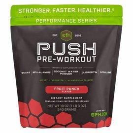 SFH SFH PUSH Pre-Workout Fruit Punch