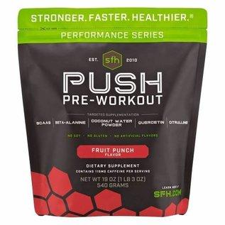 SFH SFH PUSH Pre-Workout