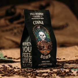 Pale Horse Coffee Pale Horse Coffee Cinna Bomb