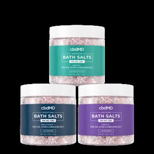 CBDMedic cbdMD Bath Salts 100mg 4oz