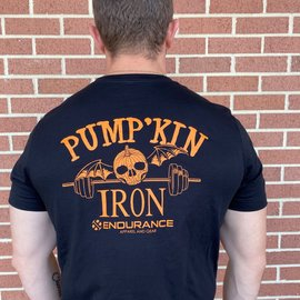 Endurance Apparel & Gear Pump'kin Iron Men