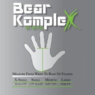 Bear Komplex 2 Hole Carbon Hand Grips