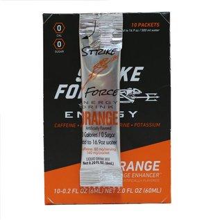Strike Force Energy Beverage Enhancer  Orange Single