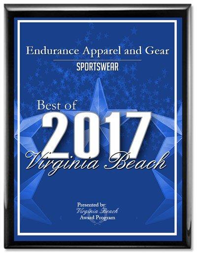Best of Virginia Beach 2017 - Sportwear