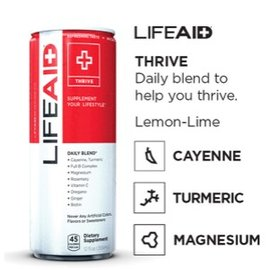 LifeAid LifeAid Thrive