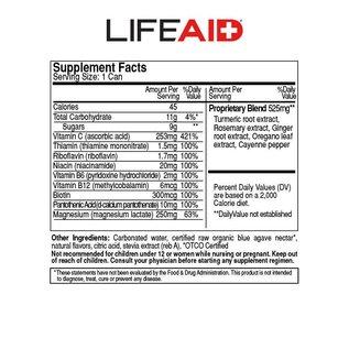 LifeAid FitAid LifeAid