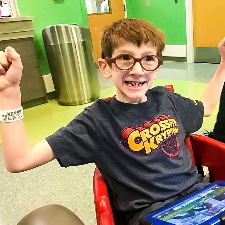 Krypton's Compete for a Cure: Aaron's Story