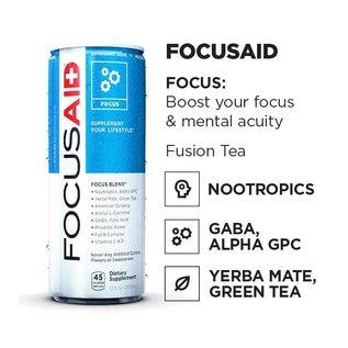 LifeAid FitAid FocusAid