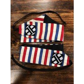 Endurance Apparel & Gear RWB Stripes Wrist Wrap