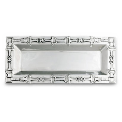 Vagabond House A. Court Oblong Tray