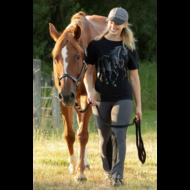 Kerrits Run Wild Horse Tee