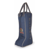 Shires Aubrion Long Boot Bag Nvy
