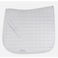 Horze Dressage Saddle Pad Wht