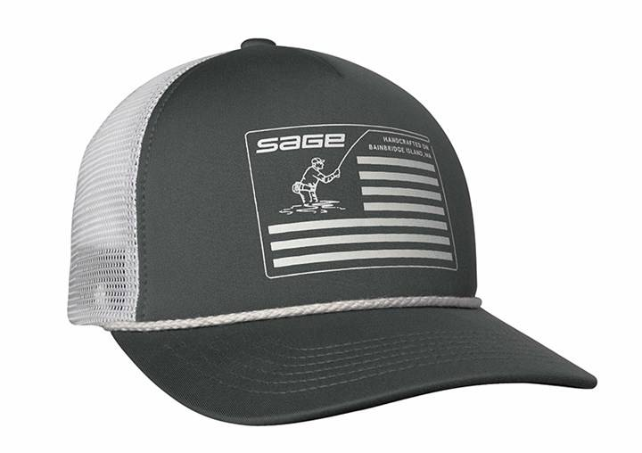 SAGE Sage Foam Trucker - Charcoal