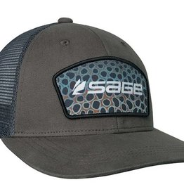 SAGE SAGE PATCH TRUCKER
