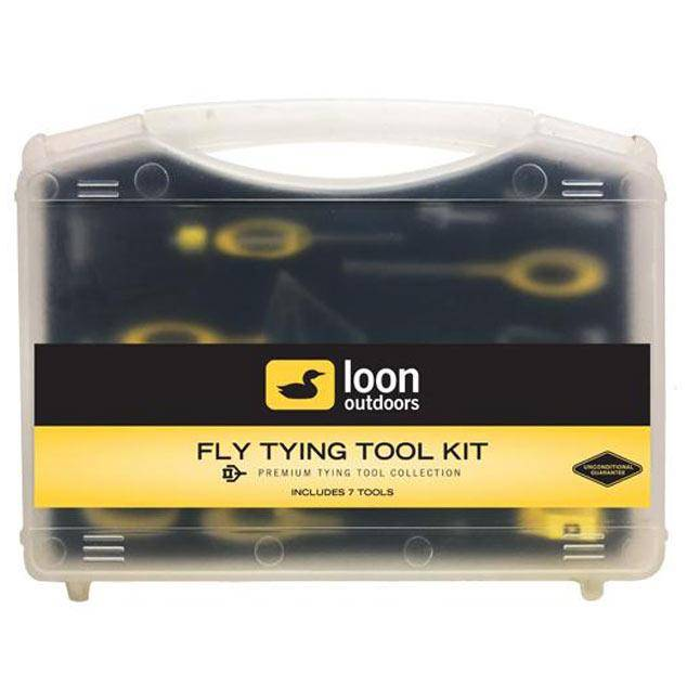 LOON OUTDOORS LOON OUTDOORS FLY TYING TOOL KIT