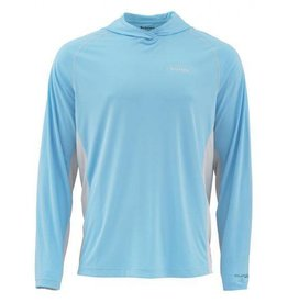 SIMMS Simms Solarflex Hoody - Glacier Color - Size Small - On Sale!