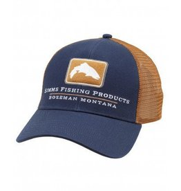 SIMMS SIMMS TROUT ICON TRUCKER - ON SALE 35% OFF