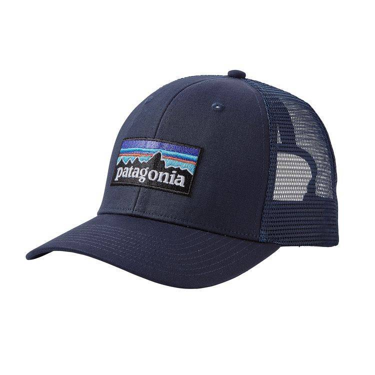 PATAGONIA P-6 LOGO TRUCKER - ON SALE!! - Blue Quill Angler 74bb22bf3080