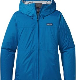 PATAGONIA PATAGONIA TORRENTSHELL JACKET - WOMENS SMALL - BANDANA BLUE - ON SALE!!