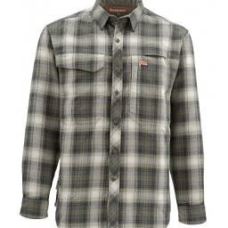 SIMMS Simms Guide Flannel Ls Shirt -  Size Small  - On Sale!!