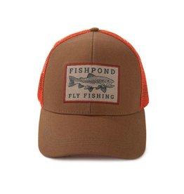 FISHPOND FISHPOND LAS PAMPAS HAT - SANDBAR/EMBER