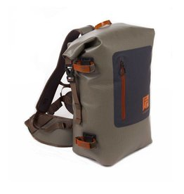 FISHPOND FISHPOND WIND RIVER ROLL-TOP BACKPACK - SHALE