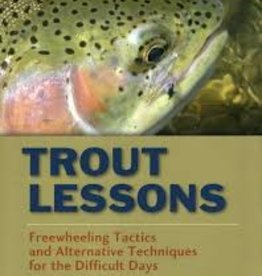 TROUT LESSONS - ENGLE (HARDCOVER)