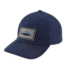 PATAGONIA PATAGONIA FITZ ROY TROUT PATCH TRAD CAP - CLASSIC NAVY