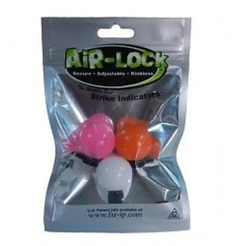 AIRLOCK AIRLOCK STRIKE INDICATOR ASSORTED COLORS - 3 PACK