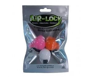 AIRLOCK AIRLOCK STRIKE INDICATOR ASSORTED COLORS - 3 PACK