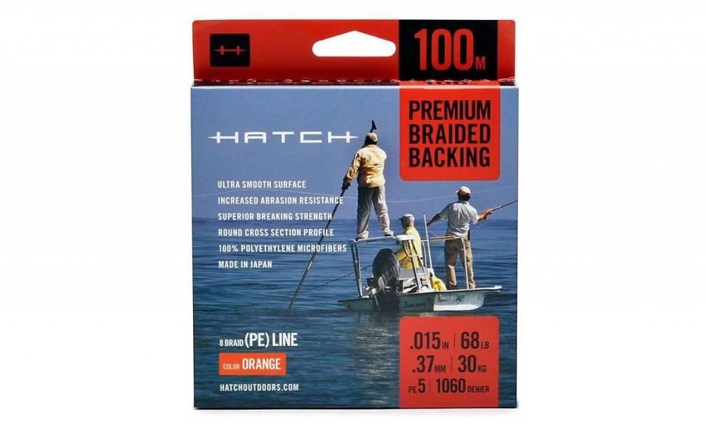 HATCH HATCH PREMIUM BACKING - ORANGE - 100 METERS