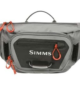 SIMMS SIMMS FREESTONE TACTICAL HIP PACK - STEEL