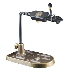 REGAL ENGINEERING REGAL MEDALLION VISE WITH REGULAR HEAD AND BRONZE POCKET BASE